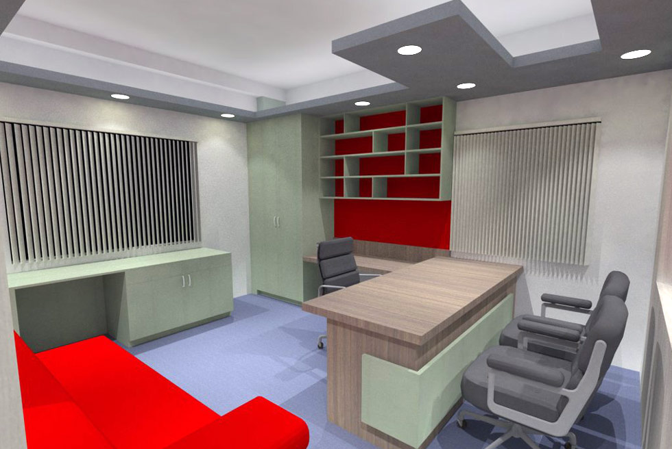 Coordinates corporate projects law firm office ii for Office interior design firm